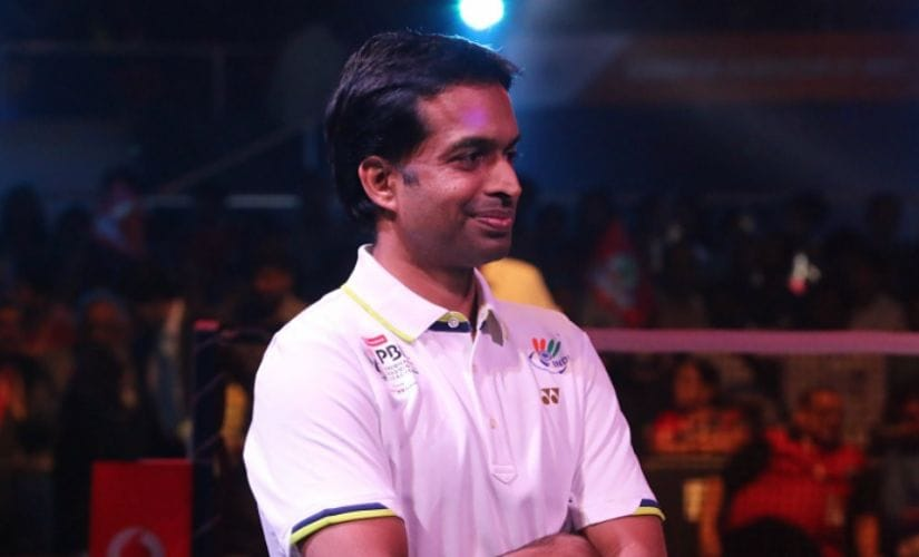 File image of Pullela Gopichand.
