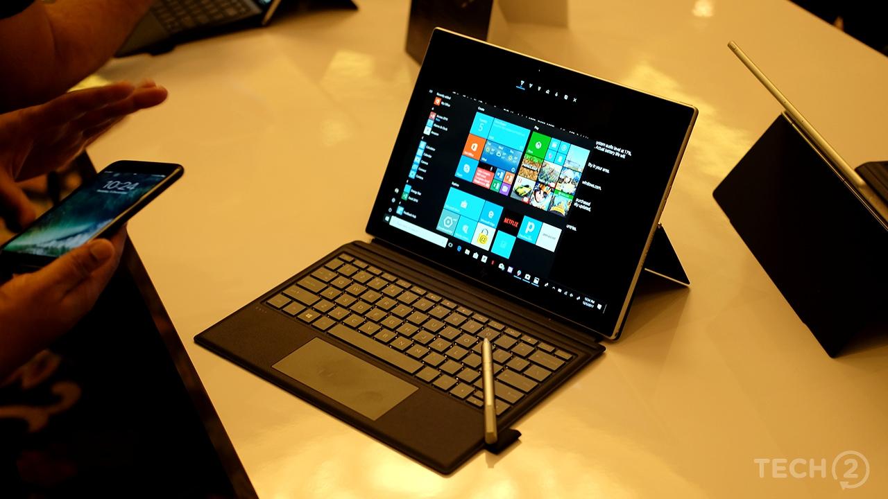 HP Envy X2. Image: Tech2
