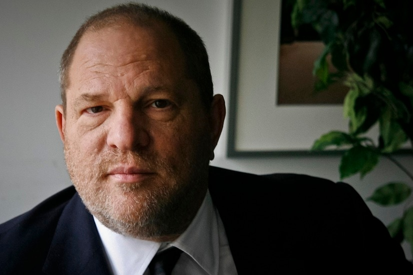 Harvey Weinstein. Image from AP