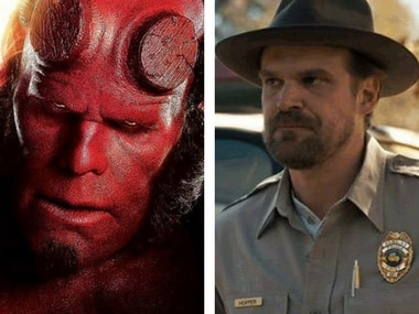 Hellboy reboot, starring Stranger Things' David Harbour, to release in January 2019