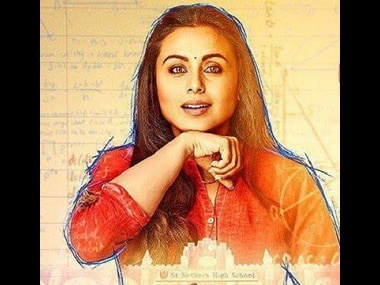 Rani Mukerji-starrer YRF film Hichki to release in Russia on Teacher's Day, renamed as Ya- Prepod