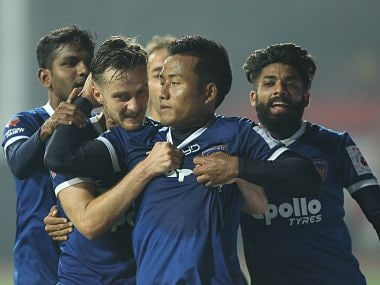 ISL 2017-18: Jeje Lalpekhlua helps Chennaiyin FC beat Jamshedpur FC to remain table toppers