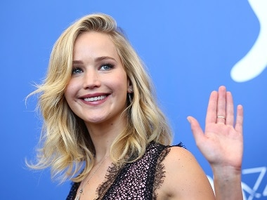 Jennifer Lawrence developing docu-series inspired by MeToo and Time's Up movement