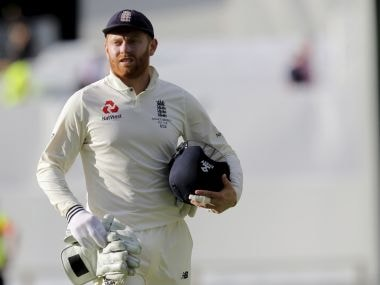 File image of England wicketkeeper Jonny Bairstow. AP
