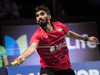 File image of Kidambi Srikanth. Reuters