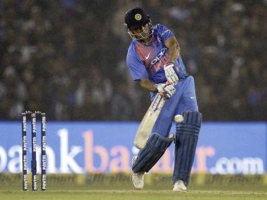 File image of India's Mahendra Singh Dhoni. AP