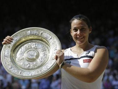 Marion Bartoli says tennis saved her during mystery illness which caused her to lose 20kg in 2016