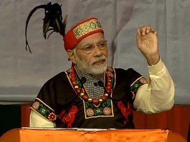 Narendra Modi in Meghalaya: PM attacks Mukul Sangma government, says Congress rule has ruined state