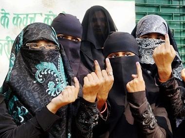 Gujarat elections: Triple talaq ruling apart,Muslim women don't seem tobuy the BJP's saviour narrative