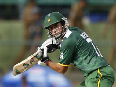 File image of Nasir Jamshed. Reuters