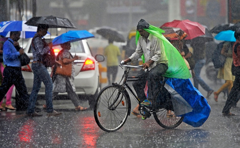 After dumping rains in Mumbai, Cyclone Ockhi moved closer to Gujarat and will likely make landfall in Surat by midnight. Several districts in Gujarat received light rain since morning, even as almost the entire state experienced overcast skies. PTI