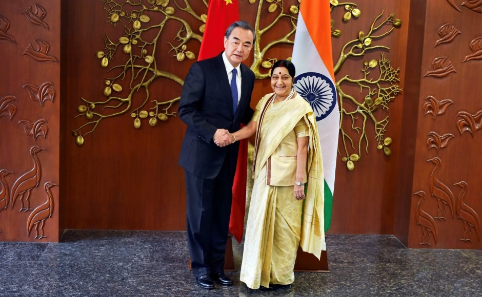Chinese foreign minister Wang Yi has said handling of the Doka La standoff through diplomatic means reflects the importance of bilateral ties. PTI