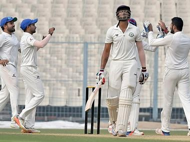 Ranji Trophy: Vidarbha wipe out first innings deficit to lead Karnataka by 79 runs at the end of Day 3