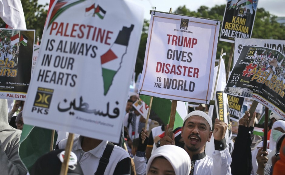 Neither Malaysia nor Indonesia hold diplomatic ties with Israel, both being strong supporters of Palestine. AP