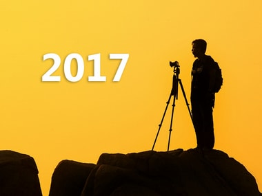 A photographers guide to 2017: The year where smartphones stepped up their photography game and drones took over the skies