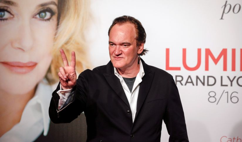 Quentin Tarantino on Star Trek possibly being his last film: If I was going to do it, I should commit to it