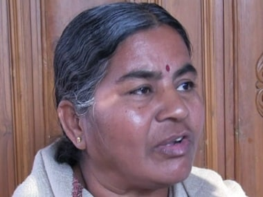 Rohith Vemula's mother Radhika denies being paid to target Narendra Modi and BJP, dismisses Piyush Goyal's claims