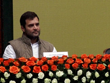 A file image of Congress vice-president Rahul Gandhi. PTI