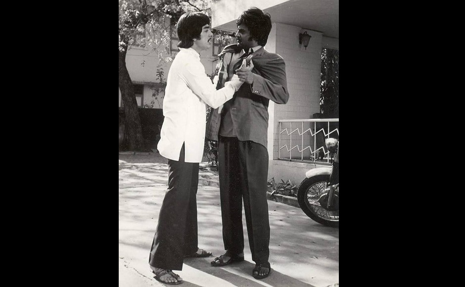 Superstar Rajinikanth debuted in Tamil cinema with the 1975 film Apoorva Raagangal that starred Kamal Haasan in the lead role. Image via Facebook