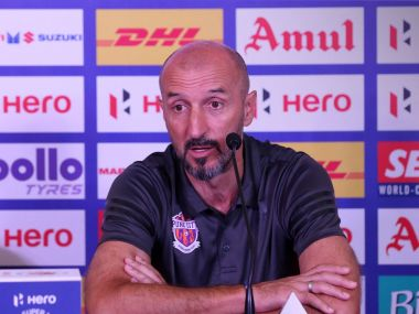 FC Pune City manager Ranko Popovic. Image courtesy: ISL official website