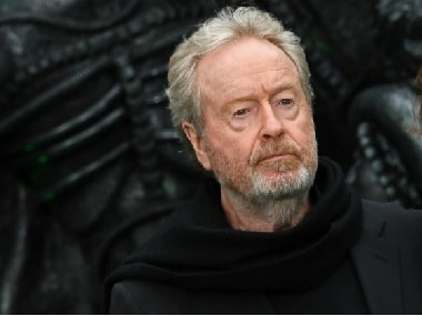 All the Money in the World director Ridley Scott says replacing Kevin Spacey was 'simple decision'
