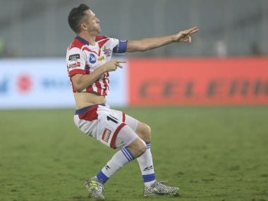 File image of Robbie Keane. ISL