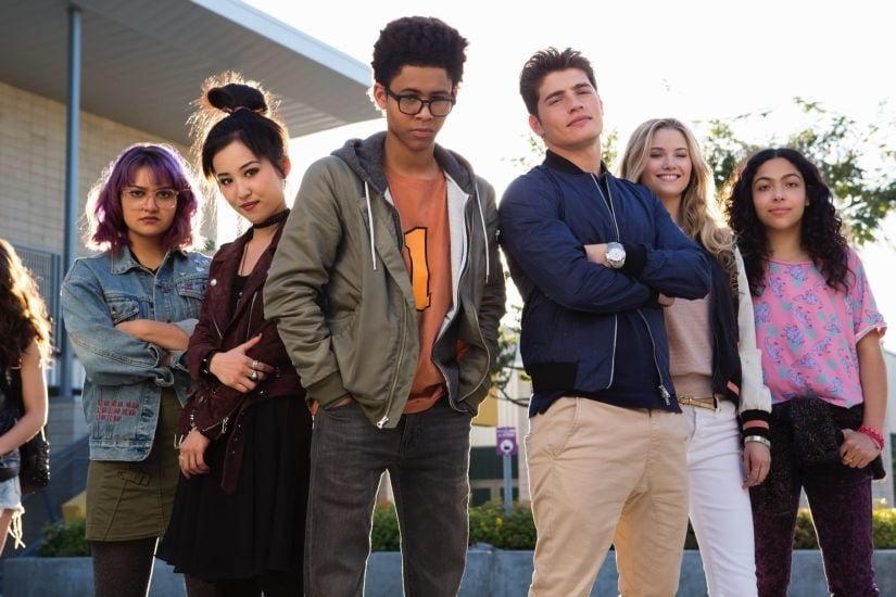 A still from Marvel's Runaways. Twitter/@runaways