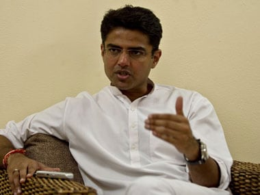 Sachin Pilot says people of Rajasthan will celebrate second Diwali in December after Congress comes to power