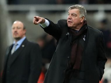 Everton manager Sam Allardyce. Reuters