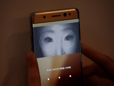 Samsung Galaxy S9 to feature an iris scanner with improved hardware and software for safer financial transactions