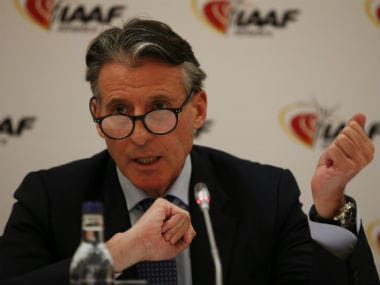 Former Olympic champion Sebastian Coe wants to run for second term as IAAF president, says he should be given chance