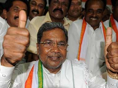 Karnataka Election 2018: With Chamundeshwari turning dicey, Siddaramaiah turns to Badami as insurance policy