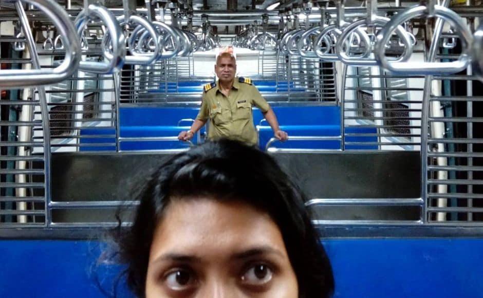 Anushree often finds many of her co-passengers' stories relatable. Instagram/anushree_fadnavis