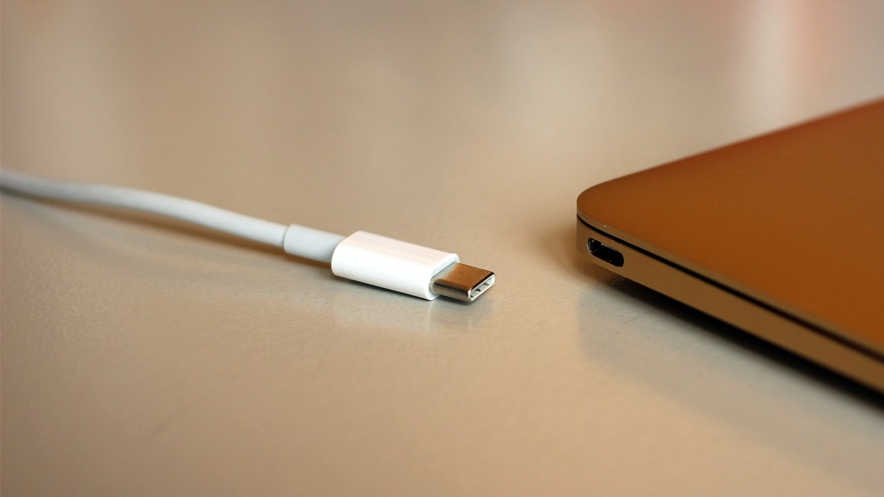 USB-C isn't the saviour of the human race. The 'C' only refers to the shape of the connector.