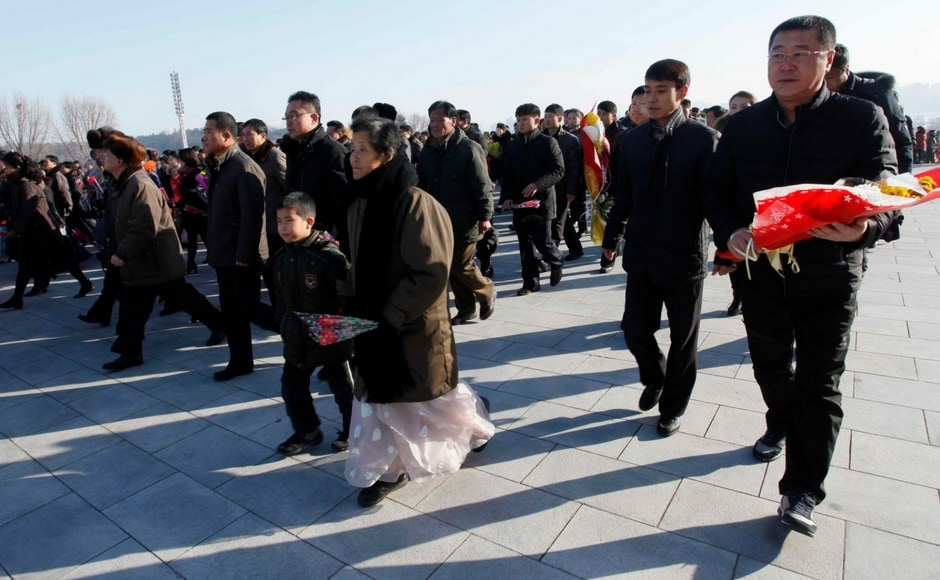 Although the sense of national mourning is less intense than in previous years, North Koreans are expected to avoid drinking, entertainment and inappropriate displays of enjoyment on the day before and the day of the anniversary. AP