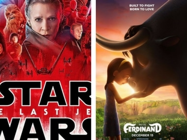 Star Wars: The Last Jedi, Ferdinand, Monsoon Shootout — Know Your Releases