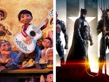 Pixar's Coco rules international box-office with $110 mn; Justice League remains steady at second spot