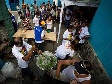 As Nicolas Maduro consolidates power, Venezuela's Opposition reinvents itself with free meals, medical checkups