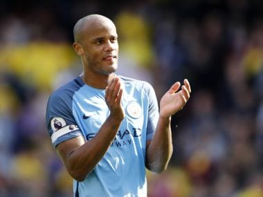 Champions League: Manchester City will not take their foot of the gas against Basel, says captain Vincent Kompany