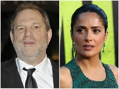 What do the Salma Hayek-Harvey Weinstein row and the movie Frida have in common?