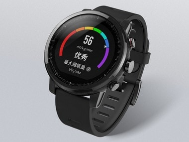 Xiaomi backed Huami announces Amazfit 2 smartwatch; offers everything apart from Android Wear at CNY 999
