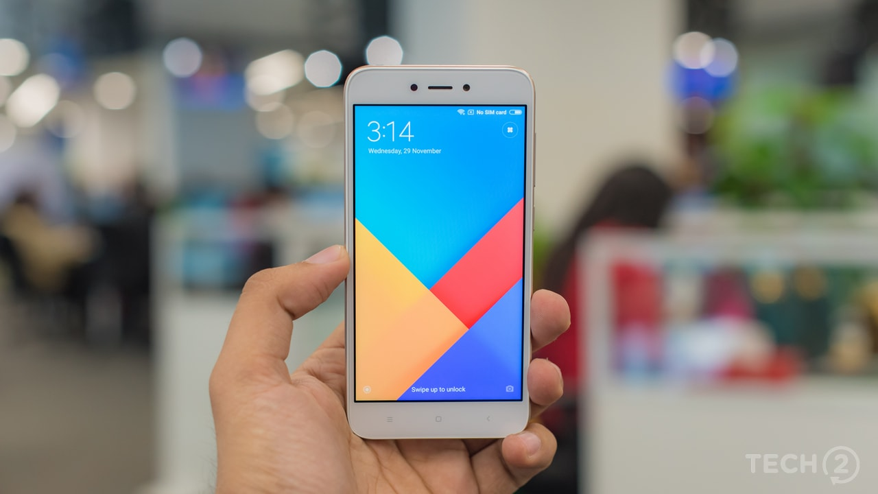 Xiaomi begins rolling out Android Oreo 8.1 based MIUI 10 update to Redmi 5A users