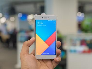 The Xiaomi Redmi 5A. Image: tech2/ Rehan Hooda