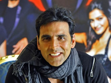 File image of Bollywood actor Akshay Kumar. Reuters.