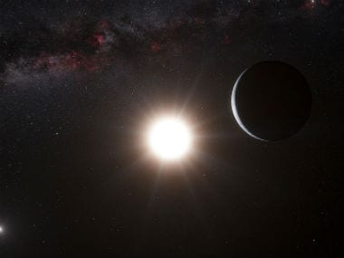 NASA could send a spacecraft to a nearby exoplanet by 2069 to search for signs of life