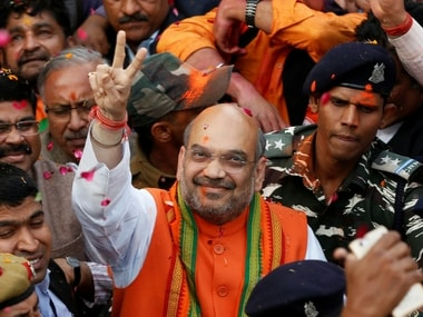 File image of Amit Shah. Reuters