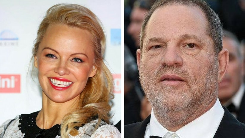 Harvey Weinstein sexual harassment row: Pamela Anderson says women knew what they were getting into