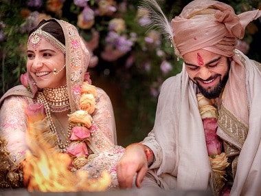 Anushka Sharma, Virat Kohli wedding picture is the most retweeted post of the year