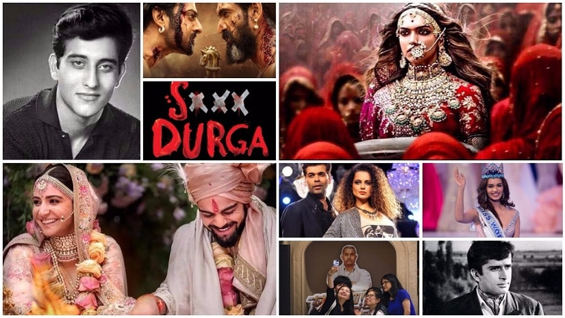 Virushka, Baahubali, Dangal, Padmavati: A complete A-Z glossary for everything Bollywood got up to in 2017
