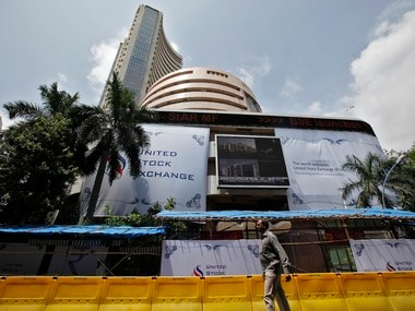 Sensex surges over 200 points, Nifty above 10,500; Infosys rises ahead of Q4 earnings release